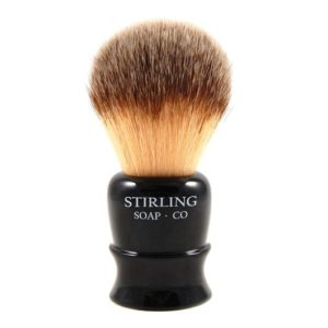 Synthetic Shave Brush - 22mm x 51mm (Li'l Brudder)