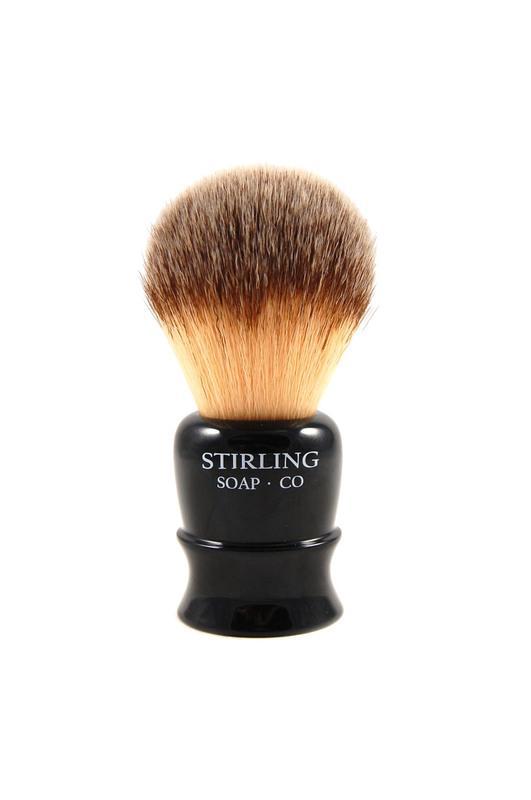 Synthetic Shave Brush - 22mm x 51mm (Li'l Brudder)
