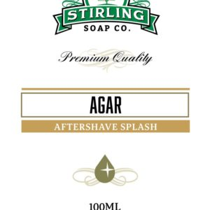 Agar Aftershave Splash