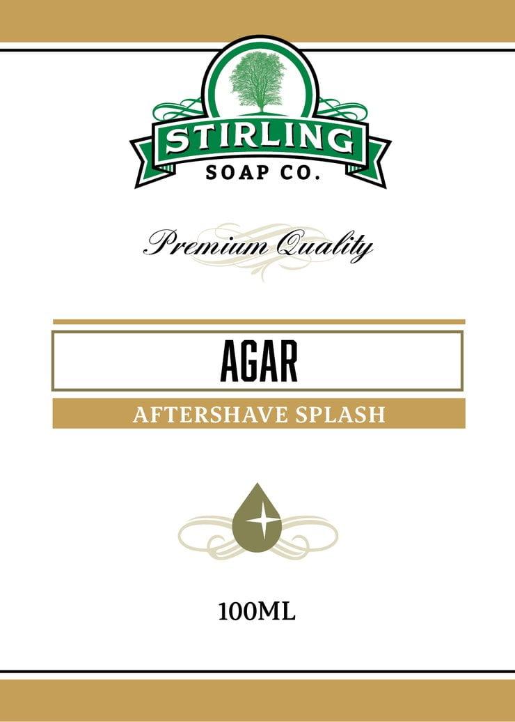 Agar Aftershave Splash