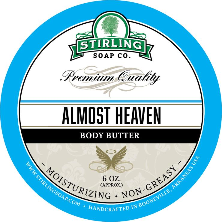 Almost Heaven Body Butter