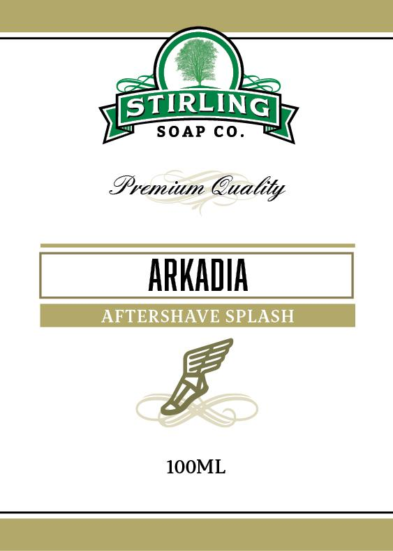 arkadia aftershave splash