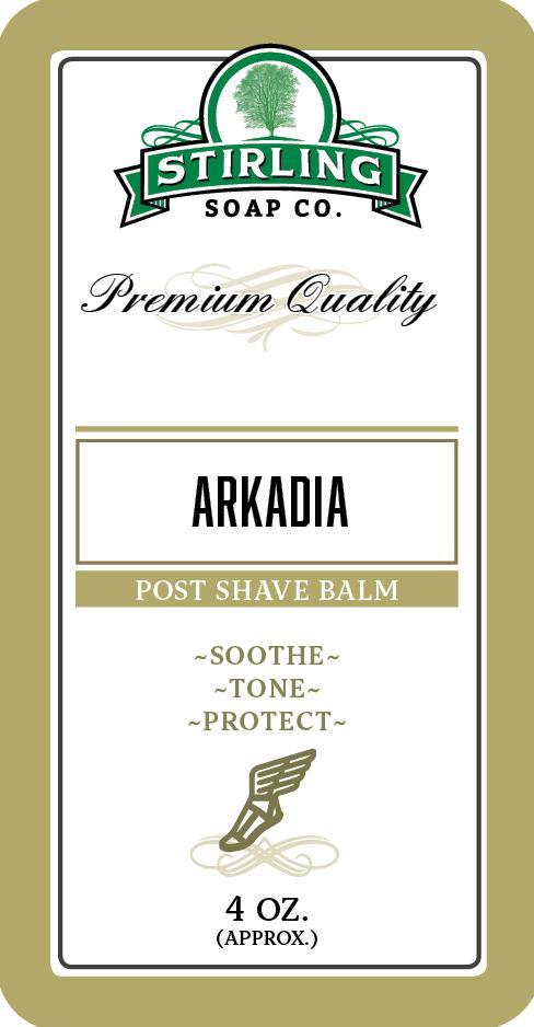 Arkadia Post Shave Balm