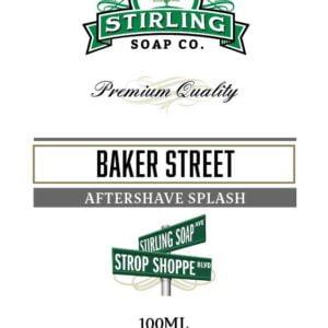 Baker Street Aftershave Splash