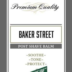 Baker Street Post Shave Balm