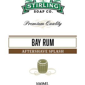 Bay Rum Aftershave Splash