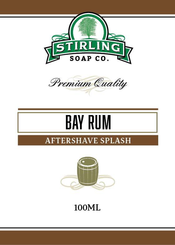 Bay Rum Aftershave Splash
