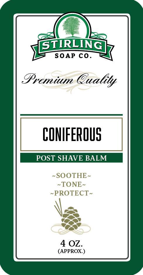 Coniferous Post Shave Balm