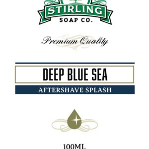 Deep Blue Sea Aftershave Splash