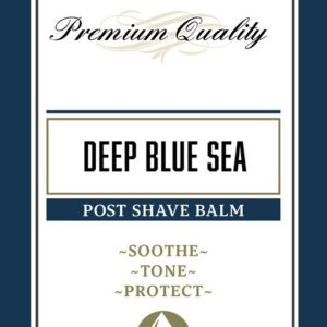 Deep Blue Sea Post Shave Balm