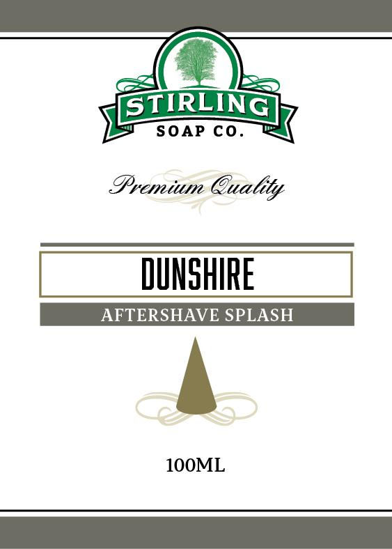 Dunshire Aftershave Splash