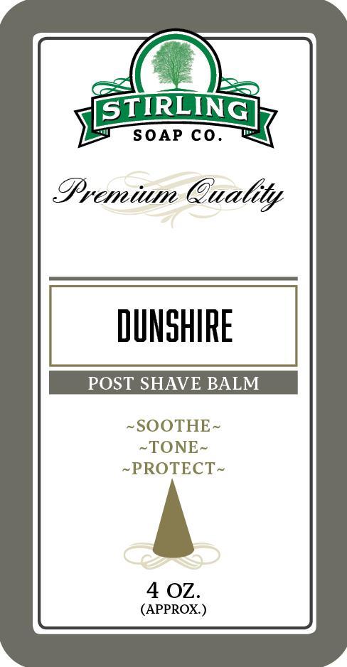 Dunshire Post Shave Balm