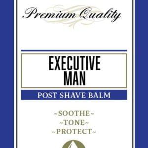 Executive Man Post Shave Balm