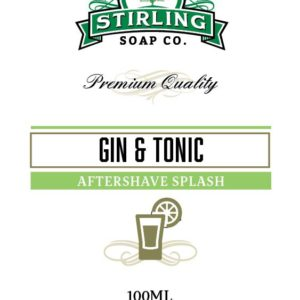 Gin & Tonic Aftershave Splash