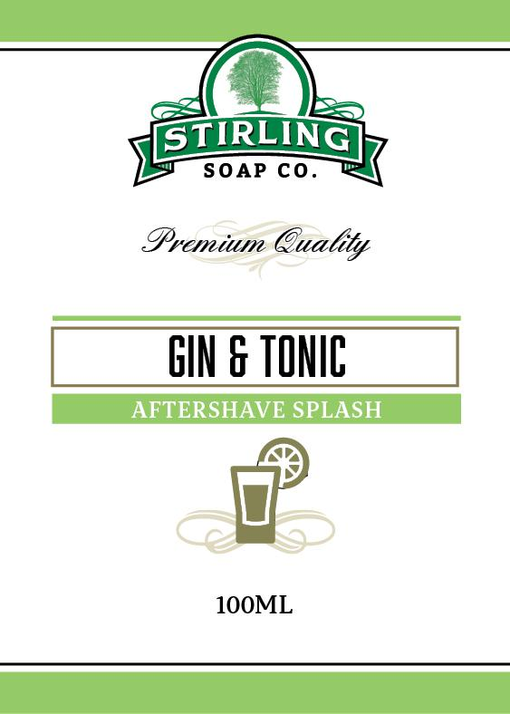 Gin & Tonic Aftershave Splash