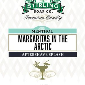 Margaritas in the Arctic Aftershave Splash