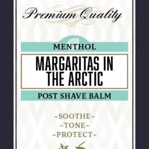 Margaritas in the Arctic Post Shave Balm