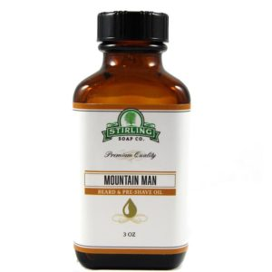 Mountain Man - Beard & Pre-Shave Oil