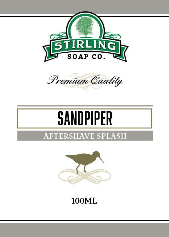 Sandpiper Aftershave Splash