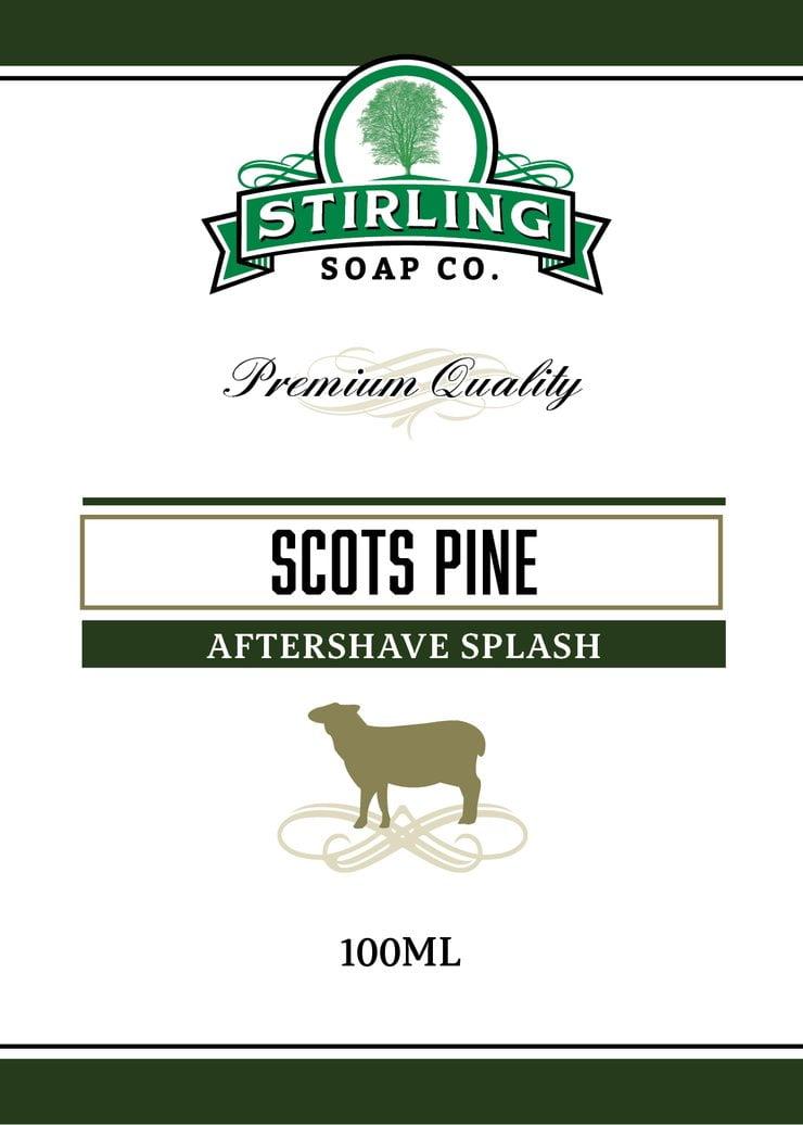 Scots Pine Aftershave Splash