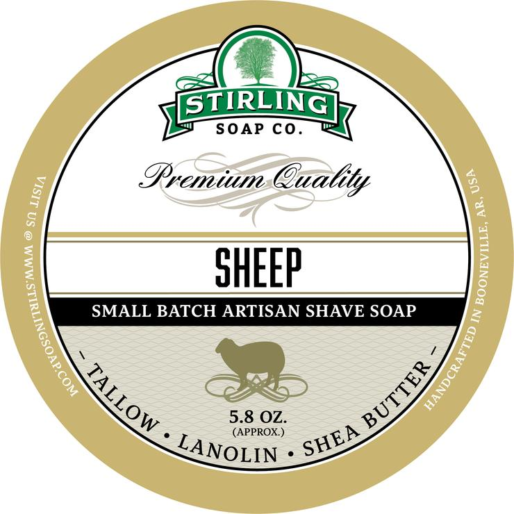 Sheep Shaving Soap