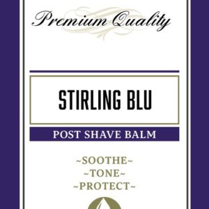 Stirling Blu Post Shave Balm