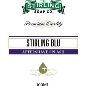 Stirling Blu Aftershave Splash