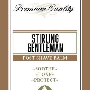 Stirling Gentleman Post Shave Balm
