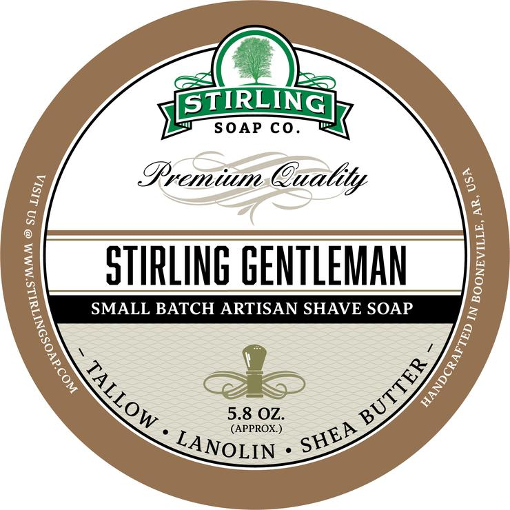 Stirling Gentleman Shaving Soap