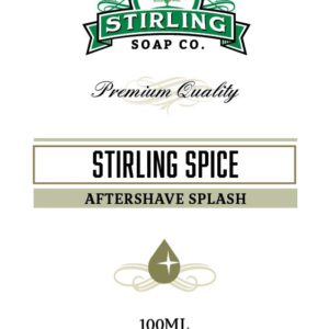 Stirling Spice Aftershave Splash