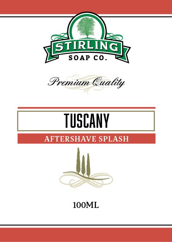 Tuscany Aftershave Splash