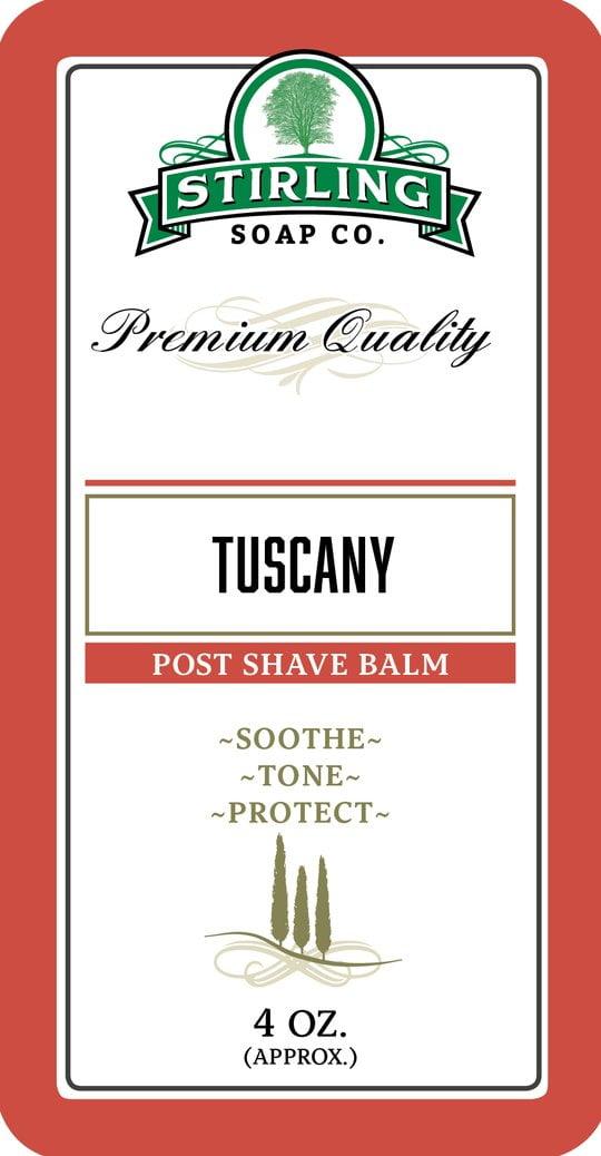 Tuscany Post Shave Balm
