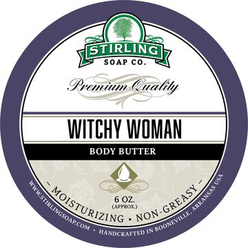 Witchy Woman Body Butter