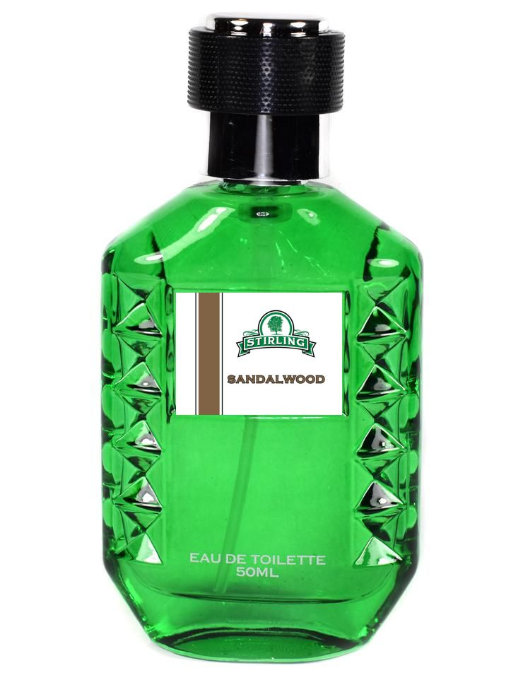 Sandalwood - 50ml Eau de Toilette