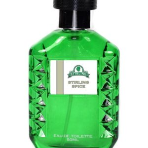 Stirling Spice - 50ml Eau de Toilette