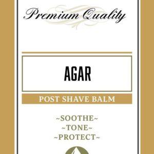 Agar Post Shave Balm