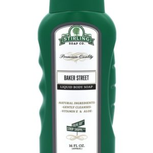 Baker Street Liquid Body Soap