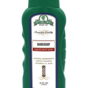 Barbershop Liquid Body Soap