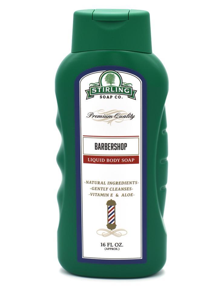 Barbershop Liquid Body Soap
