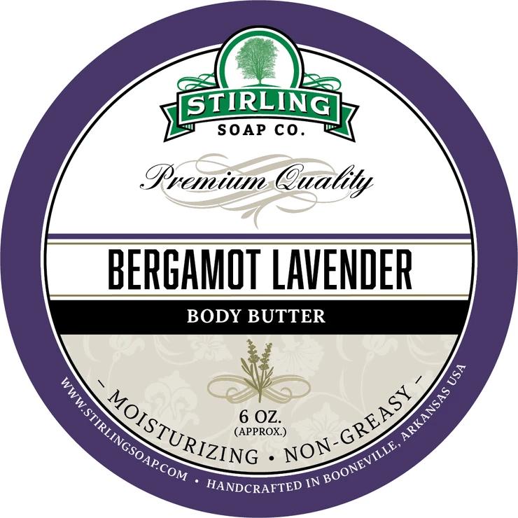Bergamot Lavender Body Butter