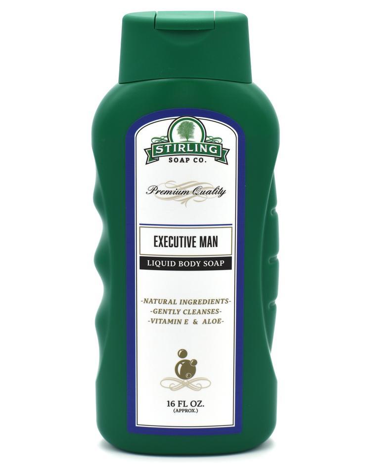 Executive Man Liquid Body Soap