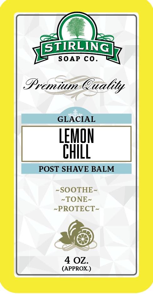 Lemon Chill Post Shave Balm