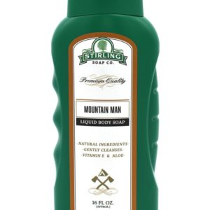 Mountain Man Liquid Body Soap