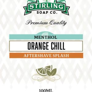 Orange Chill Aftershave Splash