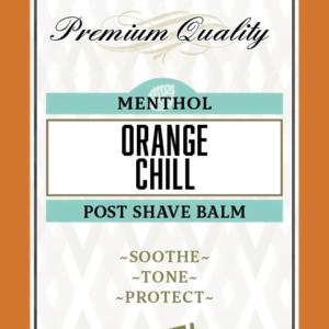 Orange Chill Post-Shave Balm