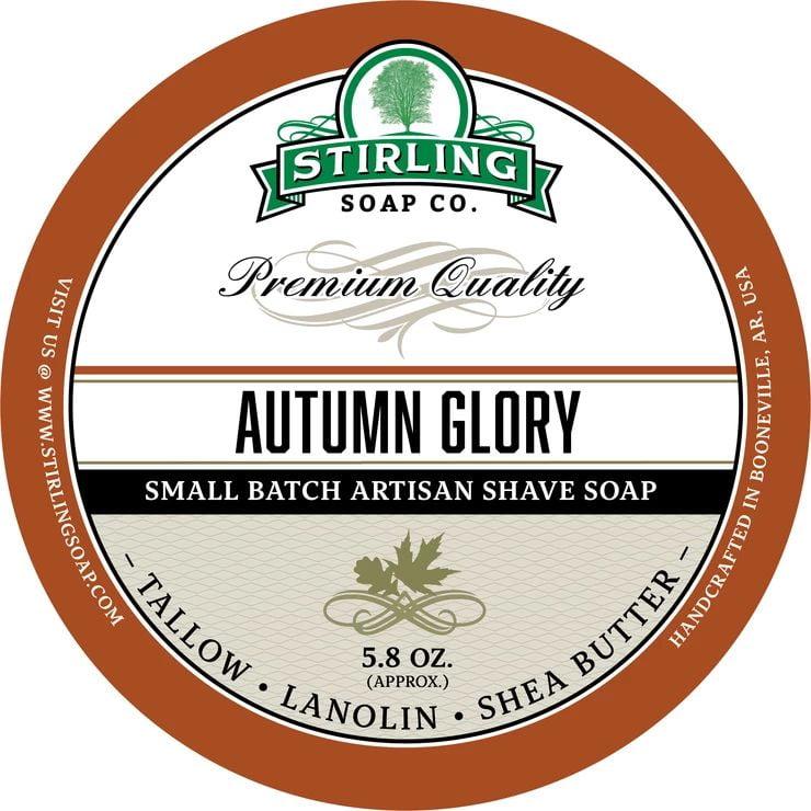 Autumn Glory Shaving Soap