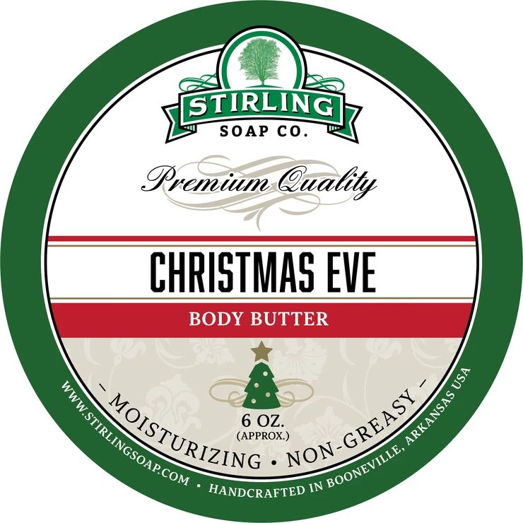Christmas Eve Body Butter
