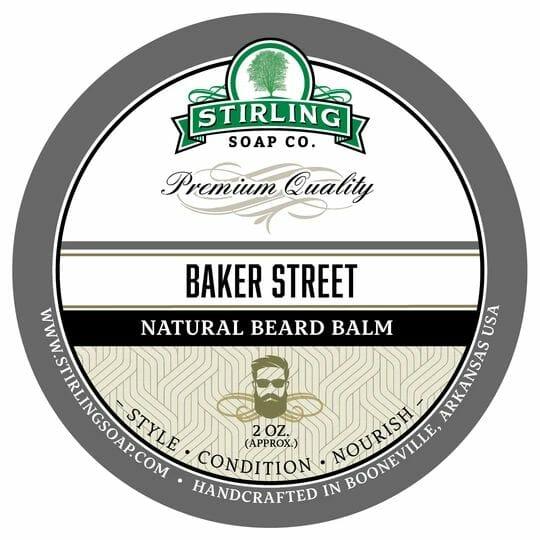 Baker Street Beard Balm