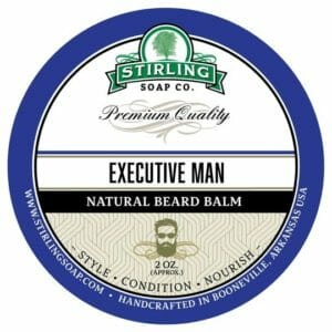 Executive Man Beard Balm