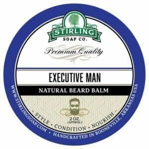 Executive Man Beard Balm